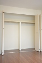 マンション都立大 約8.9畳の洋室クローゼット