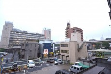 飯田橋第1パークファミリア バルコニーからの眺望