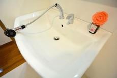 コンフォール四谷 洗面化粧台
