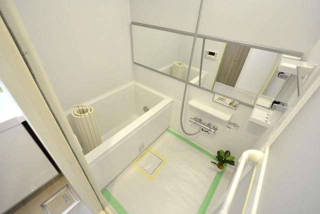 文京パークハイツ バスルーム