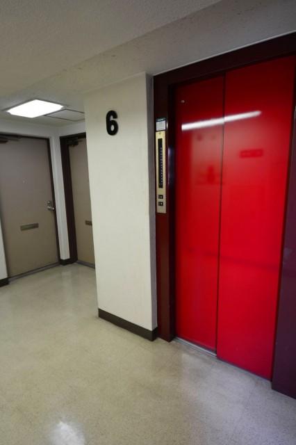 藤和三田コープⅡ エレベーター