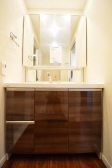 モアグランデ浜松町 洗面化粧台
