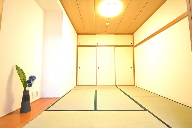 約6.8畳の和室