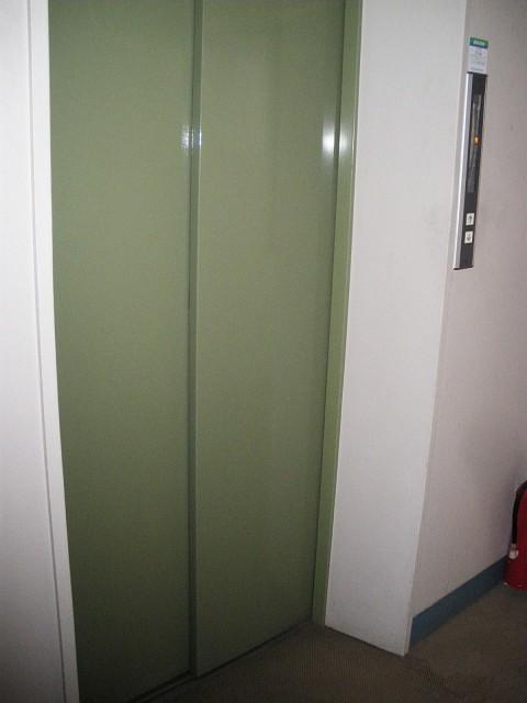 方南町ハイツ エレベーター