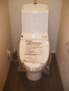 サントーア哲学堂公園 トイレ