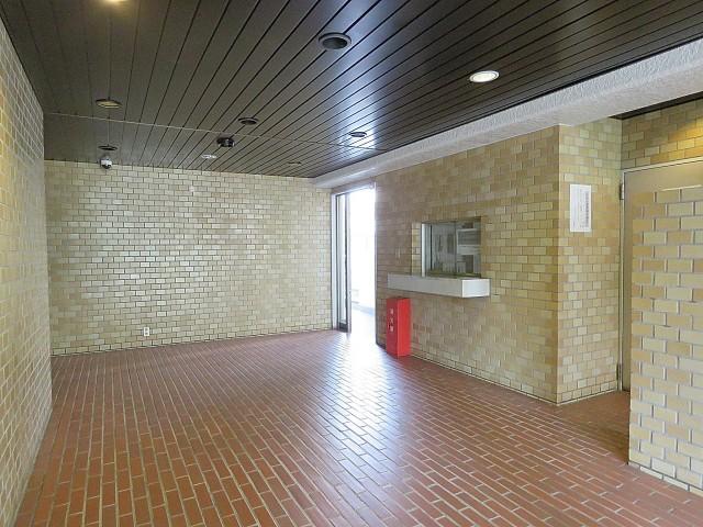 二子玉川ロイヤルマンション エントランスホール
