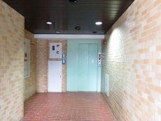 二子玉川ロイヤルマンション エレベーター