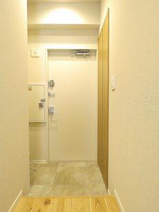 二子玉川ロイヤルマンション 玄関ホール