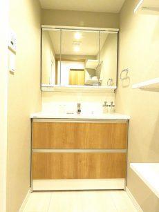 二子玉川ロイヤルマンション 洗面化粧台