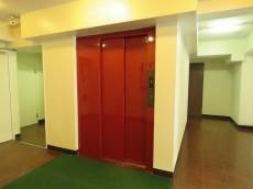 マンション白金台 エレベーター