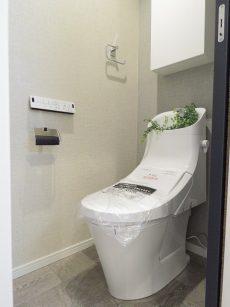 パークハイツ用賀 トイレ