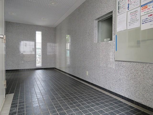 パークハイツ用賀 エントランスホール