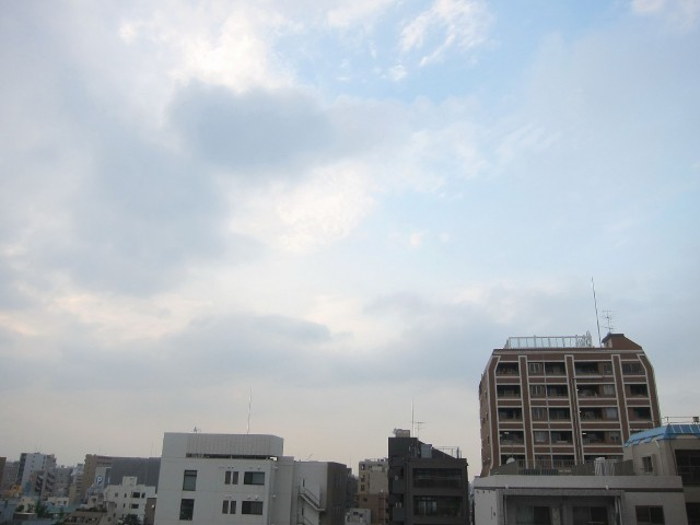 クレアシオン浅草Ⅱ 眺望