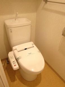 クレアシオン浅草Ⅱ トイレ