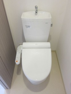 EXZA浅草EAST トイレ