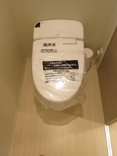 NK五反田コータース ウォシュレット付きトイレ