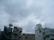青山アジアマンション 眺望