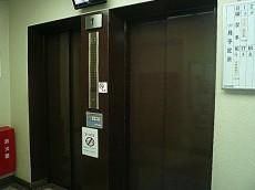 松見坂武蔵野マンション エレベーター