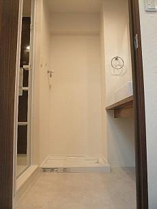 松見坂武蔵野マンション 洗面室