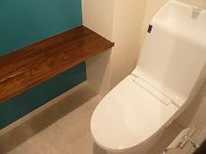 松見坂武蔵野マンション トイレ