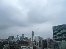 松見坂武蔵野マンション 眺望