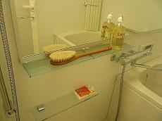 マンション白金台 バスルーム