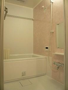 コープ野村六本木Ⅱ 追炊き・乾燥機付浴室