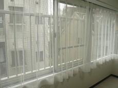 コープ野村六本木Ⅱ 横にながーく窓いっぱい