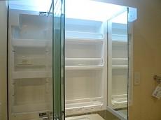 六本木ハイツ 洗面化粧台 ミラーキャビネット510