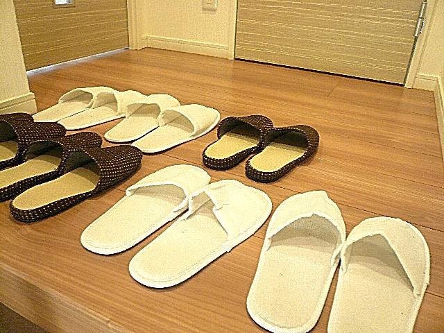 ライオンズマンション駒沢 お部屋へ続く廊下