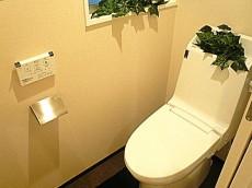 メゾン・ド・エビス ウォシュレット付トイレ