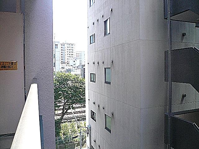 メゾン・ド・エビス 5階からの眺望