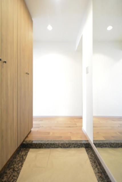 ヴィラグレイス西落合 玄関