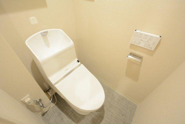 高輪中台マンション トイレ