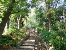 パークサイド文京 公園
