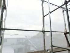 ヴィラグレイス西落合 リビングのバルコニーからの眺望