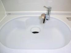 ヴィラグレイス西落合 継ぎ目のないシンク&浄水器内蔵水栓