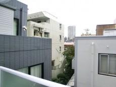 西新宿ハウス バルコニーからの眺望501