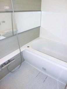 西新宿ハウス ナチュラルなカラーリングのバスルーム501