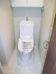 西新宿ハウス ウォシュレット付トイレ501