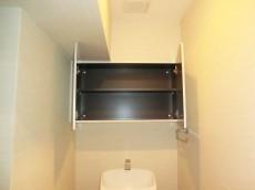 西新宿ハウス 上部には吊戸棚が設置されています501