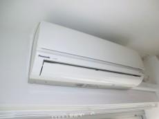 約5.4帖の洋室 エアコン