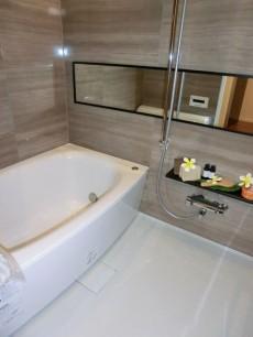 パセオ青山 ラグジュアリーなムードのバスルーム