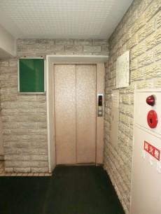 第23宮庭マンション エレベーター