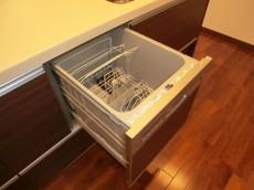 第23宮庭マンション ビルトインタイプの食器洗浄機付