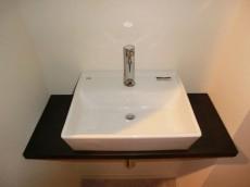 第23宮庭マンション トイレには手洗い場が設けてあります