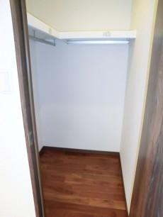 第23宮庭マンション 約6.0帖の洋室 ウォークインクローゼット