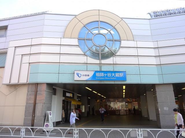 レジデンシャルステート砧 祖師谷大蔵駅