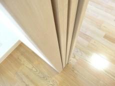 ディナスカーラ新宿 可動式の扉