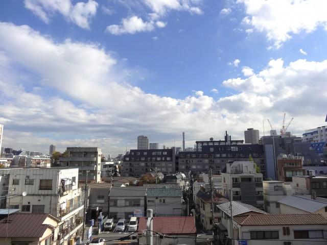 ディナスカーラ新宿 バルコニーからの眺望